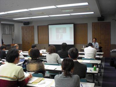 講習会の様子(1)