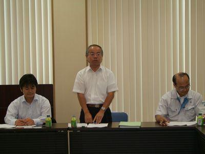 風林火山ビジネスネット第3回運営委員会開催状況(1)