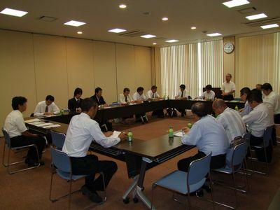 風林火山ビジネスネット第3回運営委員会開催状況(2)