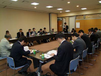 運営委員会開催状況(1)