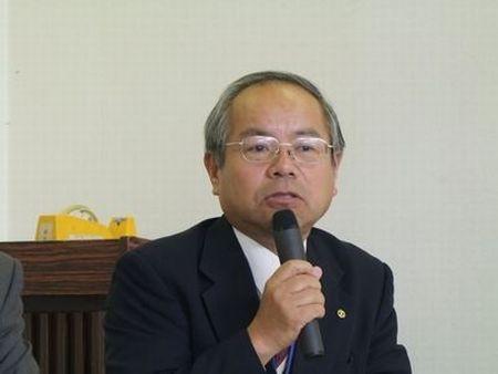 風林火山ビジネスネット上野委員長