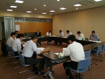 事務担当者会議(1)